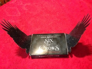 Six of Crows book wings