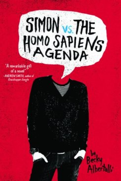 Simon vs. The Homo Sapiens Agenda cover
