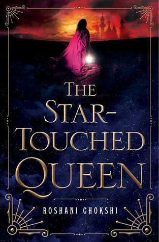 BEST YA DEBUT NOVELS of 2016. Author Q&A: Roshani Chokshi – The Star-Touched Queen
