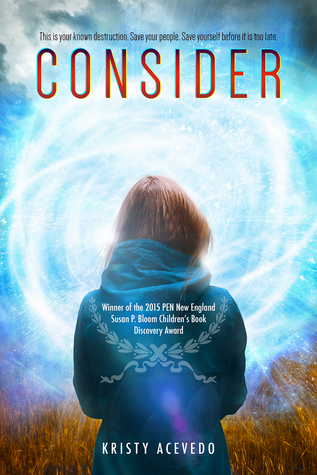 Best YA Debut Novels of 2016. Author Q&A: Kristy Acevedo – Consider (Holo Series#1)