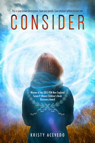 Best YA Debut Novels of 2016. Author Q&A: Kristy Acevedo – Consider (HoloSeries#1)