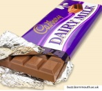 Roshani Chokshi fave reward cadbury bar