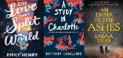 Purdie three recent favorite reads