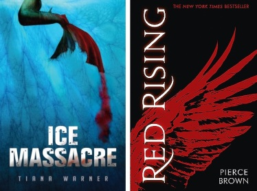July 2016 violent but entertaining Ice Massacre & Red Rising