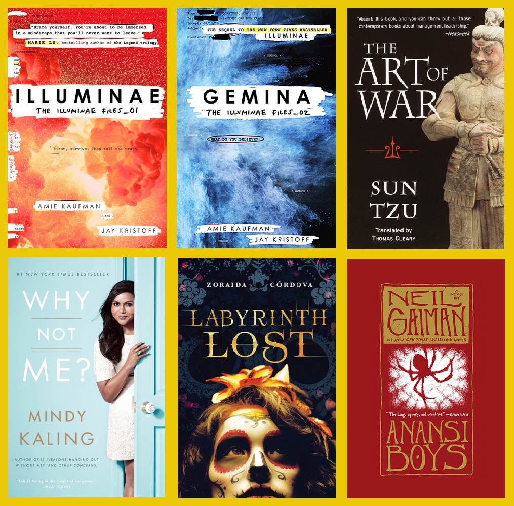 May Reads 2017