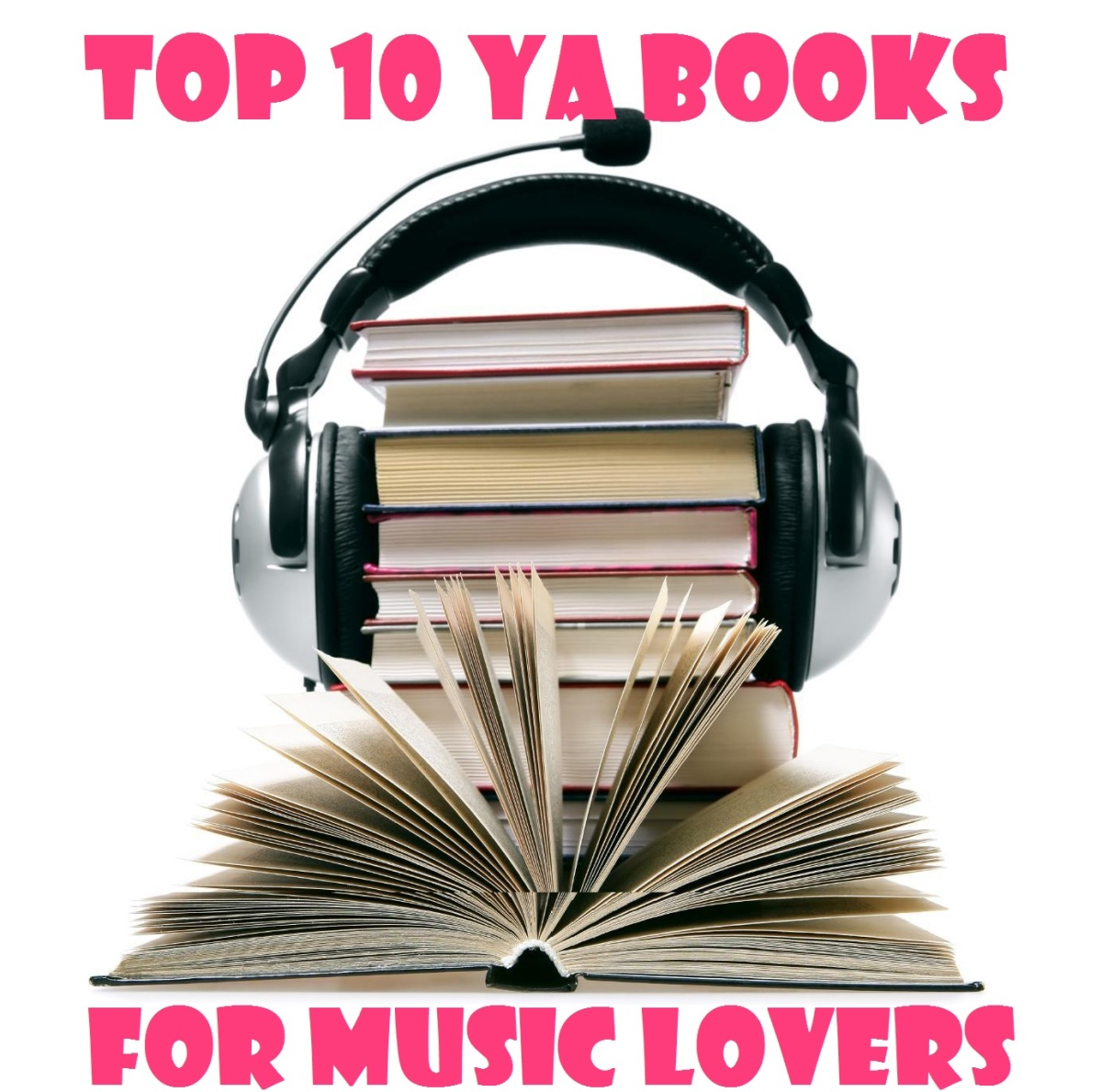 YA Books for Music Lovers #amreading